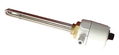 Einschraubheizkörper mit Temperatur- Regler und Bwgrenzer Einschraubheizkoerper